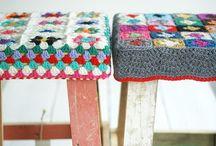 Häkelei - Crochet - Stricken - Knitting
