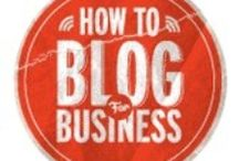 Mixing Business with Blogging