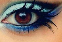 makeup =)
