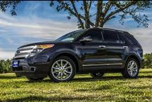 Ford Explorer / All things Ford Explorer the popular SUV from Ford Motor Company.