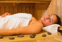 Far Infrared Sauna / Come in today and try out our detoxifying Far Infrared Sauna! Call to schedule an appointment ~ 541-343-3455