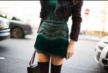 street style / la moda muchas veces esta en la calle,entre nosotras / by Ari MiGa