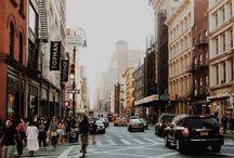 New York / by Meredith Meeks