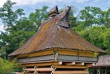 Indonesian Architecture / Vernacular / by Azhari Sofyan