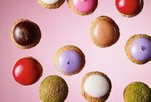Sweet bites / Finger food dolci, bocconcini, mignon, dolcetti e pasticcini... una carrellata di immagini da cui trarre ispirazione per nuove ricettine!