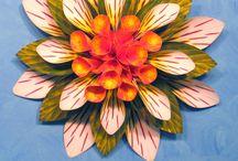 Kwiaty / by Teresa Dembek