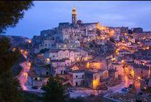 italia | campania•abruzzo•puglia•calabria•basilicata•molise / Places to explore in the Campania, Abruzzo, Puglia (Apulia), Calabria, Basilicata, and Molise regions of Italy. / by robin y.