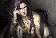 Dark Fantasy Art / by Agamotto