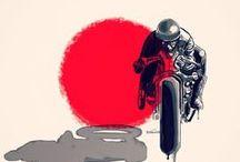 Moto / Adesivi moto