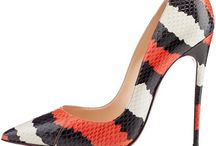 Zapatos / I admit, I am addicted to them all passionate about