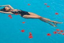 Cosas que me gustan / Flotar en el agua