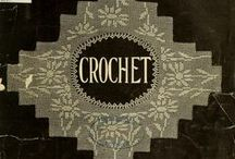 Vintage Crochet Books / Online Vintage Needlework Books