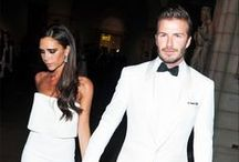 Victoria & David Beckham / by Meliha Calis