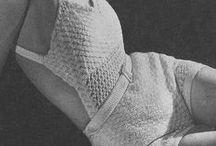 Vintage crochet 30s