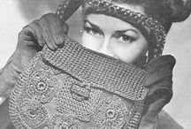 Vintage crochet 40'