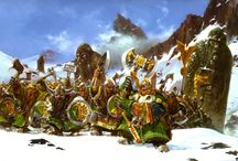 Dwarves / All about stunties)