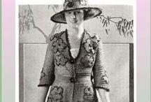 Vintage crochet 20s
