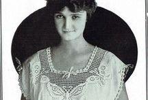 Vintage crochet 1910s