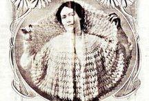 Vintage crochet 1900s