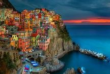 travel | colorful villages / by robin y.