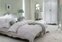 Serendipity Bedroom Inspiration / We love bedroom inspo and you've shown us you do too! We've an amazing selection of gorgeous bedroom collections for you to browse and shop. All of our bedroom furniture; modern, shabby chic or french style furniture it's available at www.serendipityhomeinteriors.com