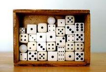 Cubes + Dice