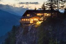 home | mountain lodge / by robin y.