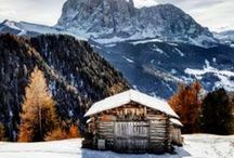 home | rustic cabin out west / by robin y.