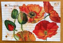 ICAD 2016 / Prompts and my cards