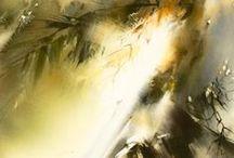 Akvarell