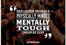 Professional Locker Rooms / state-of-the-art locker rooms for professional and collegiate athletic teams