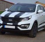 Kia Sportage / La Kia Sportage è un SUV compatto costruito dal produttore sudcoreano Kia a partire dal 1993.