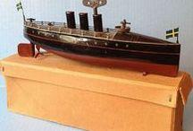 Märklin Boat / Märklin Boat