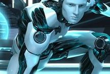 Robot Cyborg & Android