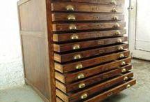 Vecchie cassettiere tornano utili