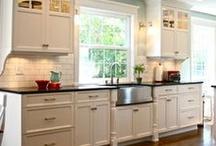 Kitchen / Designing my dream kitchen, on a budget.