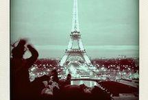 Paris,je t'aime / by Silvia Della Libera