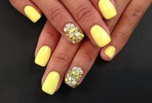 Nails!!!!!!!!!!!!! / by Rameen Johal