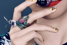 RICH NAILS / RICH NAILS  / by MILLIONAIRESS®