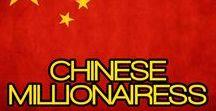 CHINESE MILLIONAIRESS / THE LIFESTYLE & FAVORITE THINGS OF A CHINESE MILLIONAIRESS. Zhōngguó de bǎi wàn fùwēng de shēnghuó fāngshì hé xǐhuan de dōngxi. 中国的百万富翁的生活方式和喜欢的东西