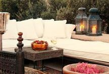 Huis # stoep # tuine # swem & water idees