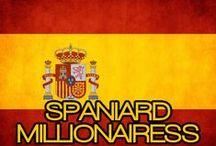 SPANIARD MILLIONAIRESS / THE LIFESTYLE & FAVORITE THINGS OF A SPANIARD MILLIONAIRESS. (EL ESTILO DE VIDA Y LAS COSAS FAVORITAS DE UNA MILLONARIA SPANIARD).