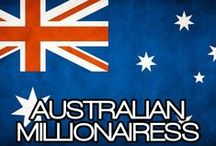 AUSTRALIAN MILLIONAIRESS / THE LIFESTYLE & FAVORITE THINGS OF AN AUSTRALIAN MILLIONAIRESS. / by MILLIONAIRESS®