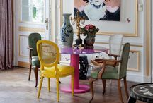 FIFTH AVENUE KANDY STORE™ / ECLECTIC & COLORFUL INTERIORS