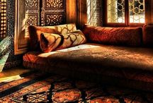 MOROCCAN KISS / GLAMOROUS INTERIORS INSPIRED BY MOROCCO.