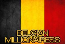 BELGIAN MILLIONAIRESS / THE LIFESTYLE & FAVORITE THINGS OF A BELGIAN MILLIONAIRESS. / by MILLIONAIRESS®