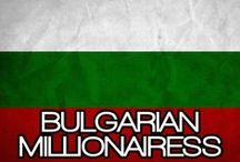 BULGARIAN MILLIONAIRESS / THE LIFESTYLE & FAVORITE THINGS OF A BULGARIAN MILLIONAIRESS. nachina na zhivot i lyubimite neshta na bŭlgarski milionerka. начина на живот и любимите неща на български милионерка. / by MILLIONAIRESS®