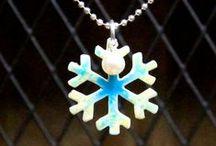Pendants / Pendant jewelry made by Bluebird Designs