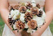 Fall Brown Wedding