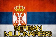 SERBIAN MILLIONAIRESS / THE LIFESTYLE AND FAVORITE THINGS OF THE MILLIONAIRESS IN SERBIA.